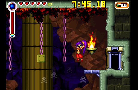 Shantae Risky's Revenge attempting triplatform with Steam Greenlight