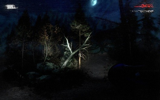 First screens of slender the arrival show fear in high def