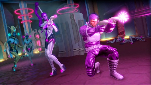 Saints Row The Third's compilation disc drops in November