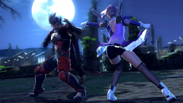 Tekken Tag Tournament 2 review Bear punching at its very finest