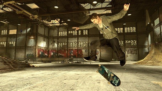 PSA Tony Hawk's Pro Skater HD on Steam