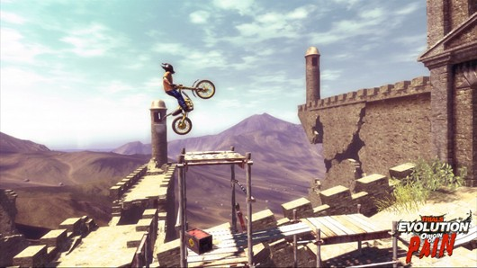 Trials Evolution discovers the Origin of Pain next month for $5