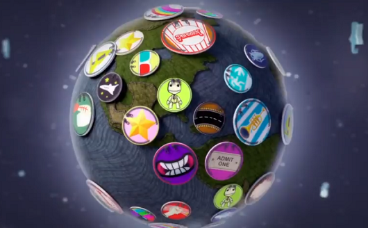 LittleBigPlanet Vita launch trailer