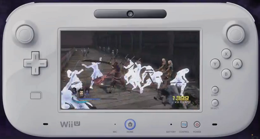 Two Wii U games you didn't hear about today Warriors Orochi 3 Hyper, Funky Barn
