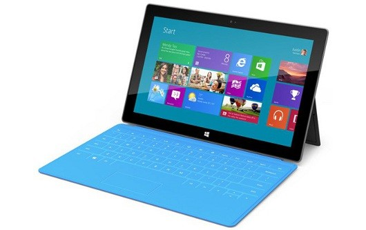 Microsoft opens new London studio for Windows 8 tablets
