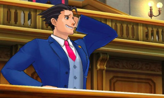 Ace Attorney 5 voice acting limited to 'those iconic key phrases'