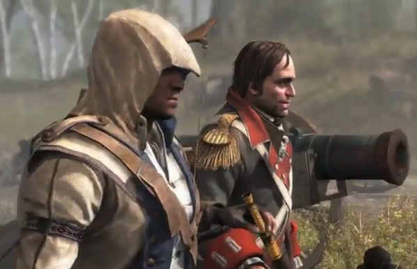 Assassin's Creed 3 trailer explores Connor's history