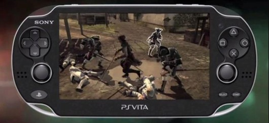Check out the touch screen controls in this Assassin's Creed 3 Liberation trailer