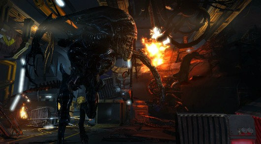 Tearing humans apart as a Xenomorph in Aliens Colonial Marines and the excitement of Nintendo's commitment