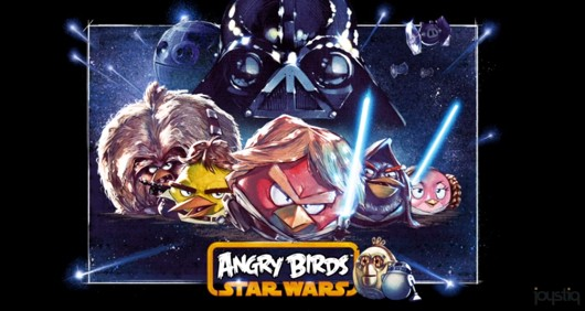 Angry Birds Star Wars flings in first gameplay trailer