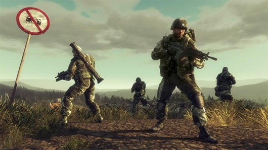 Fox is developing a Battlefield Bad Company TV show