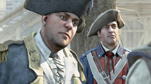 PS3 exclusive Assassin's Creed 3 content stars Benedict Arnold
