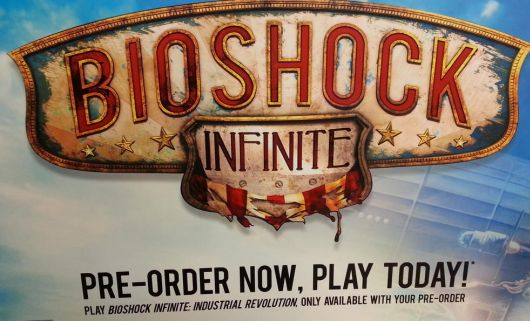 BioShock Infinite puzzle game comes with preorder