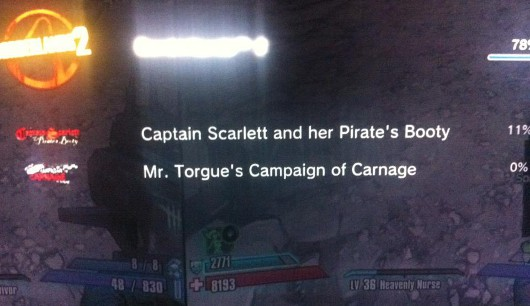 Borderlands 2's next DLC is 'Mr Torgue's Campaign of Carnage'