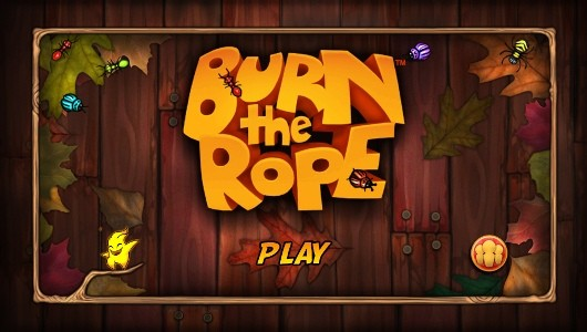 Burn the Rope for Vita hits Europe next week, November for US