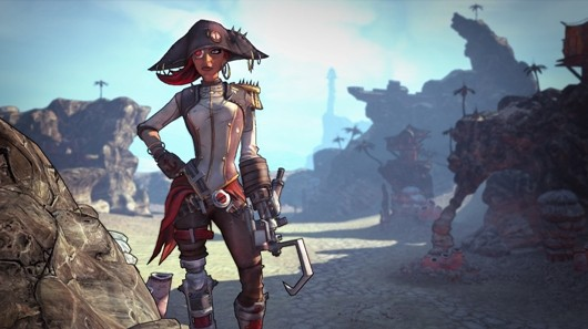 Borderlands 2's Captain Scarlett DLC lands on October 16