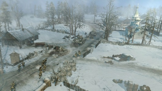 Company of Heroes 2 calls for smart, aggressive decisionmakers