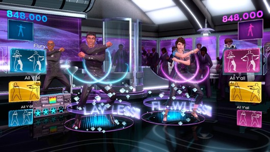 Dance Central 3 demo steps up