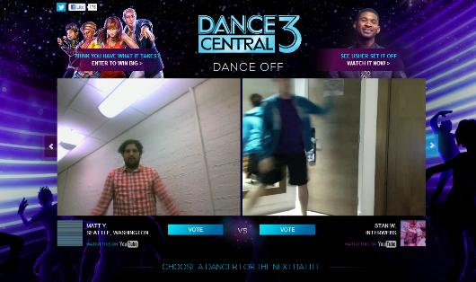 Dance Central 3's 'Dance Off' features prizes and awkward hustles
