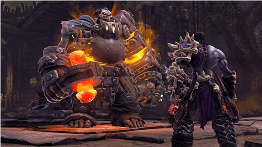 Darksiders 2 Abyssal Forge DLC engineers October 30 release date