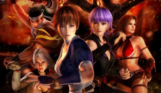 Dead or Alive 5's third round of costumes hits PSN in Japan on October 30
