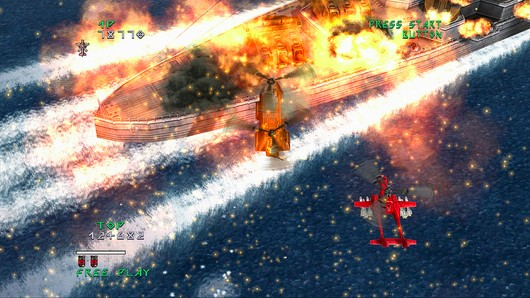 Under Defeat HD drops price to $30, retail version full of extras