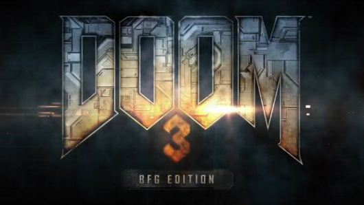 Doom 3 BFG Edition launch trailer sends us back to hell 