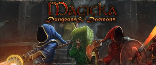 Magicka Dungeons & Daemons DLC is familiar