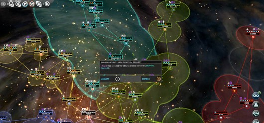 Endless Space content update bring new faction
