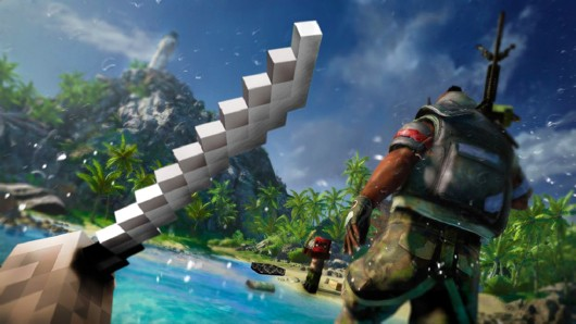 Far Cry 3 content coming to Minecraft