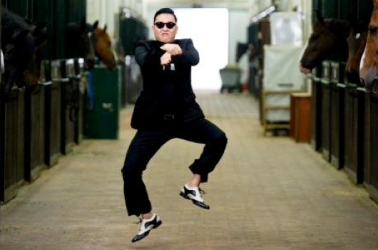 Just Dance 4 is bringing the Gangam Style