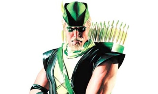 Green Arrow sets his sights on Injustice Gods Among Us