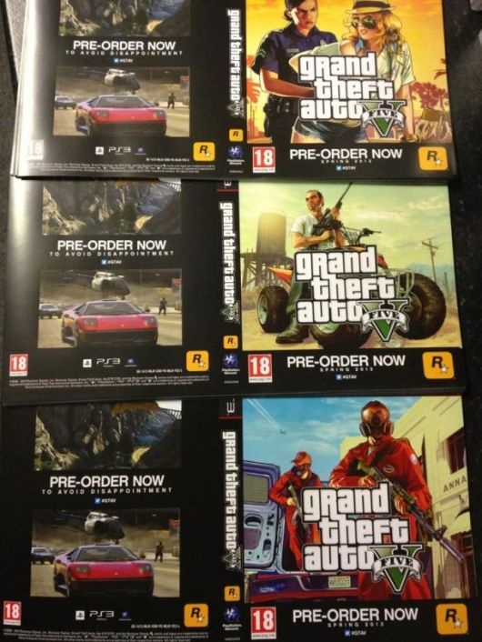 Grand Theft Auto 5 receives 'Spring 2013' release window in official promo material