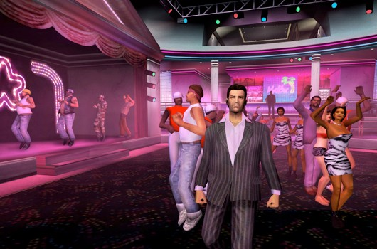 Grand Theft Auto Vice City is 75 percent off today on Steam