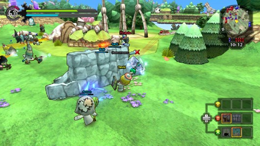 Happy Wars' freeforall is free for Xbox Live Gold starting October 12