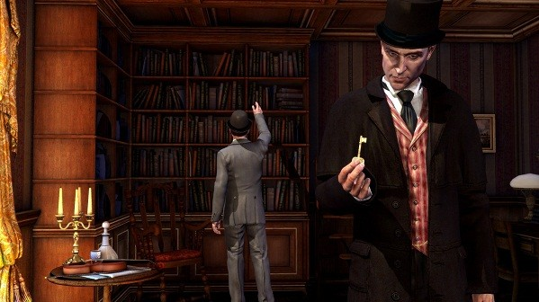 The Testament of Sherlock Holmes review Trust your instincts