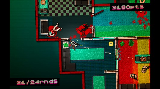Hotline Miami out October 23, preorder now on Steam