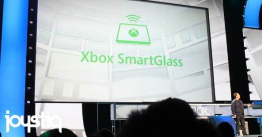 Xbox SmartGlass is launching alongside Windows 8 tablets on October 26