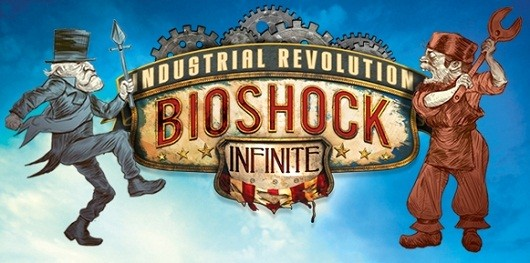 Lazy 8 on the Cogs behind BioShock Infinite Industrial Revolution