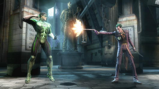 Joker and Green Lantern confirmed for Injustice Gods Among Us