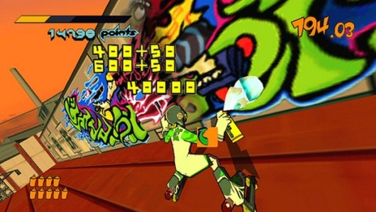 Jet Set Radio Vita delayed for Vita in Europe, new date incoming