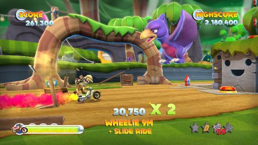 Joe Danger 2 rides onto PSN October 9, extra 'Gaiden' content detailed