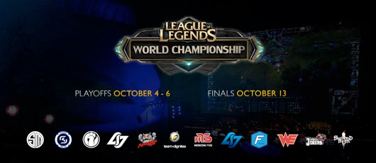 League of Legengs championships on Twitch