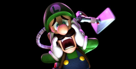 In search of hidden objects in Luigi's Mansion Dark Moon