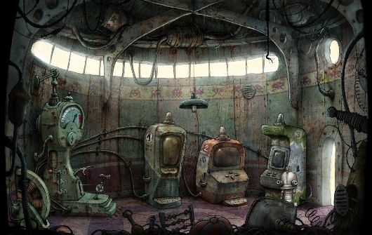 Machinarium hits North American PSN on October 9, Vita version TBA