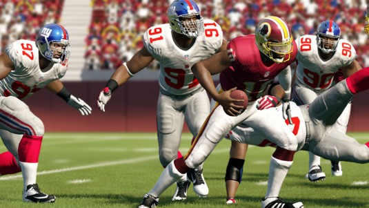 Madden 13 Wii U  Approaching the Gamepad like a 'Toy'