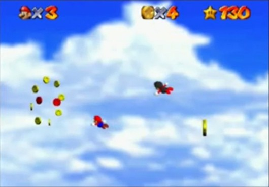 Latest Super Mario 64 mod adds multiplayer