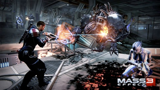 Mass Effect 3 receives 'Groundside Weapons' pack