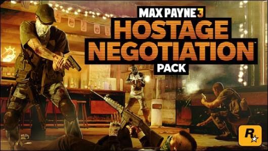 PSA Max Payne 3 'Hostage Negotiation' DLC now available
