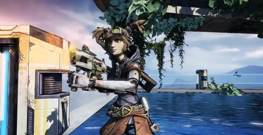 Borderlands 2 Mechromancer trailer